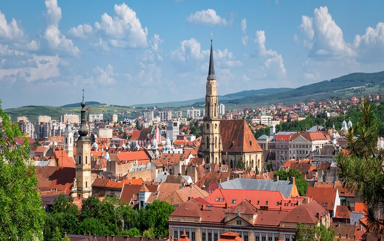 Romania's Cluj to get 5.6 mln euro in EU funding for urban innovative projects