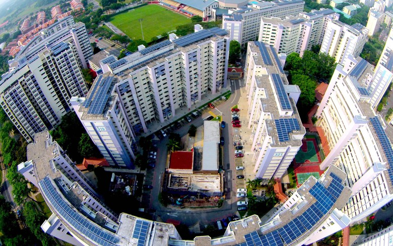 Sunseap wins tender for 70 MWp of rooftop solar in Singapore