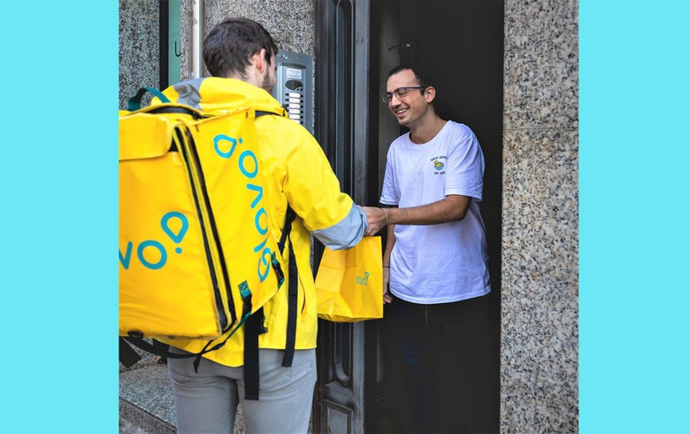 Spanish delivery startup Glovo launches service in Romania's Arad