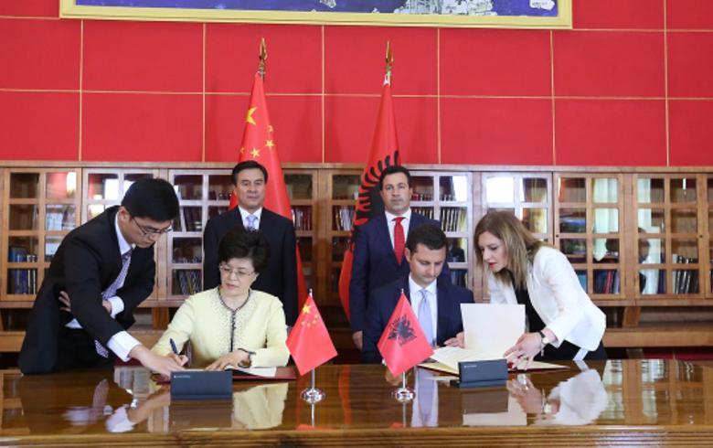 China backs Albania's farming sector with 10 mln yuan (1.3 mln euro) grant