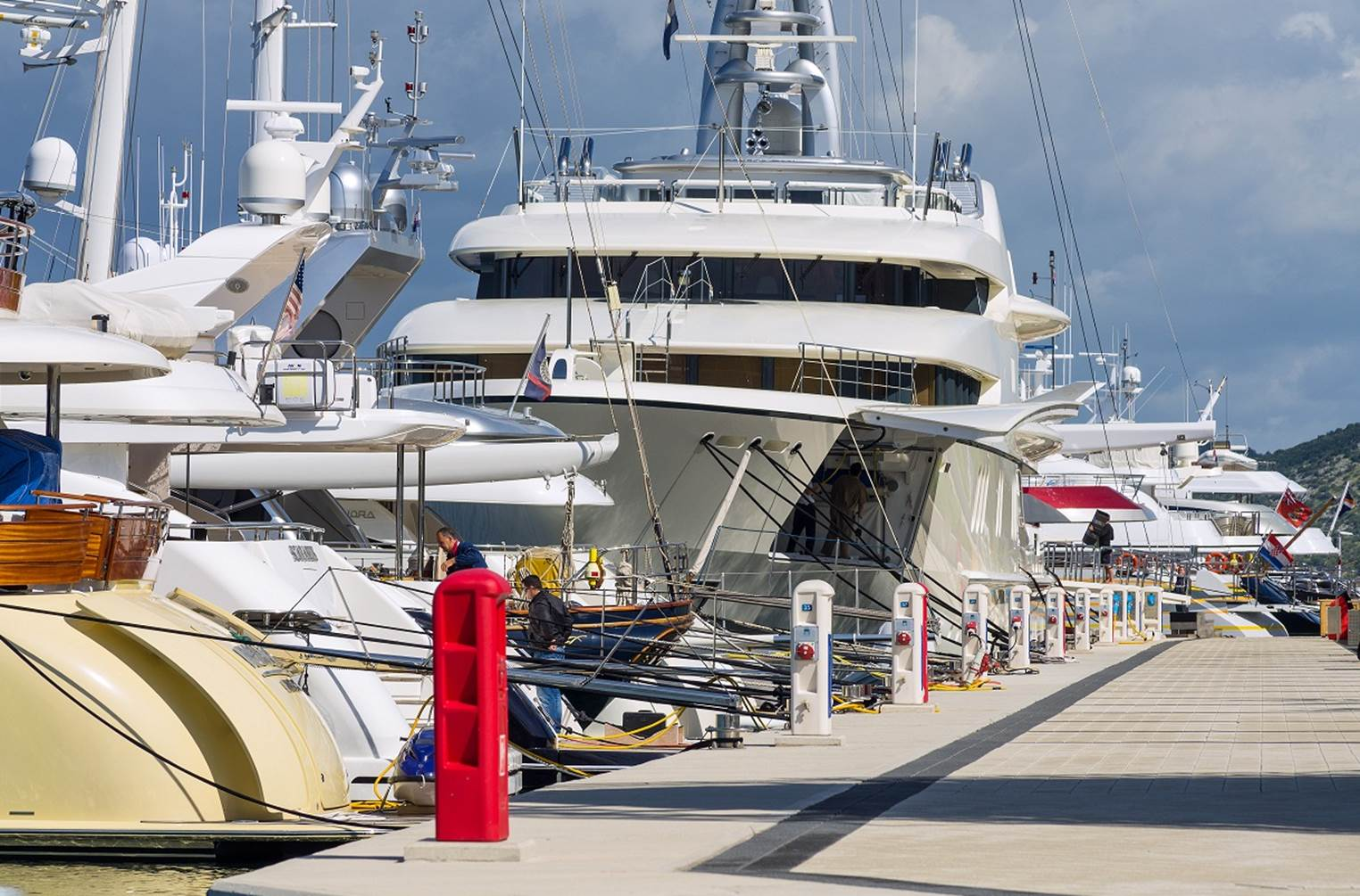 EBRD acquires 25% stake in D Marinas B.V. for 70 mln euro
