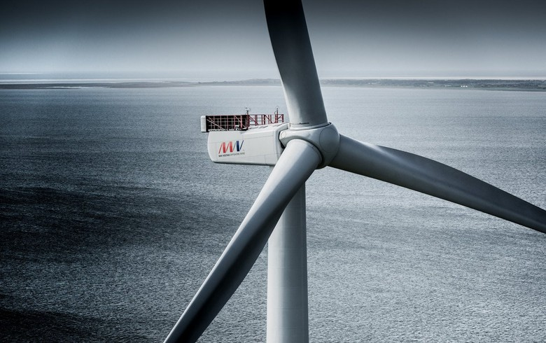 French floating offshore wind farm to use 10-MW MHI Vestas hardware