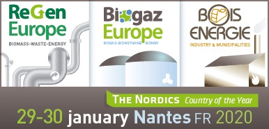 Biogaz Europe/ Bois Energie/ ReGen Europe
