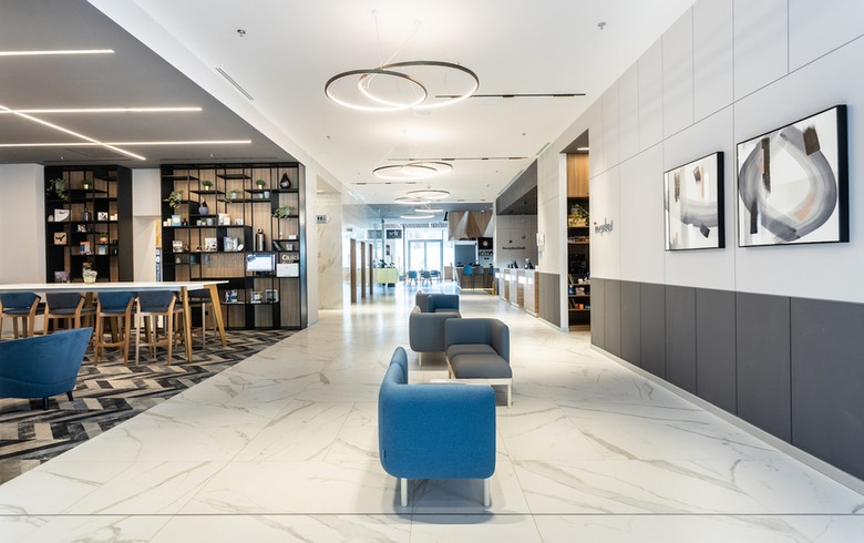 Apex Alliance Hotel Management opens 22.5 mln euro Courtyard hotel in Romania