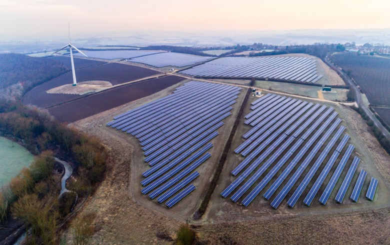 Vattenfall building 60-MW Dutch wind-solar-battery complex
