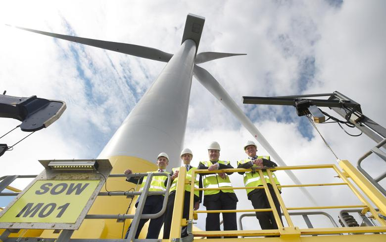 GBP-920k programme to boost Scottish offshore wind research