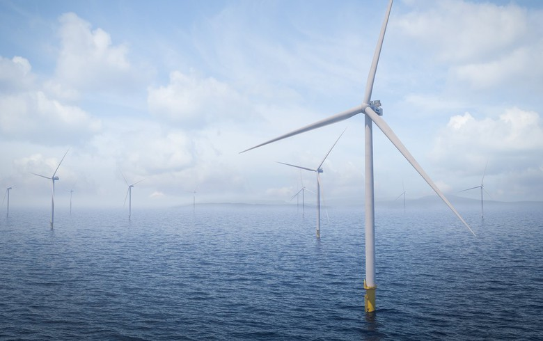 Vestas' 15-MW turbine picked for 2.1-GW Empire Wind projects offshore New York
