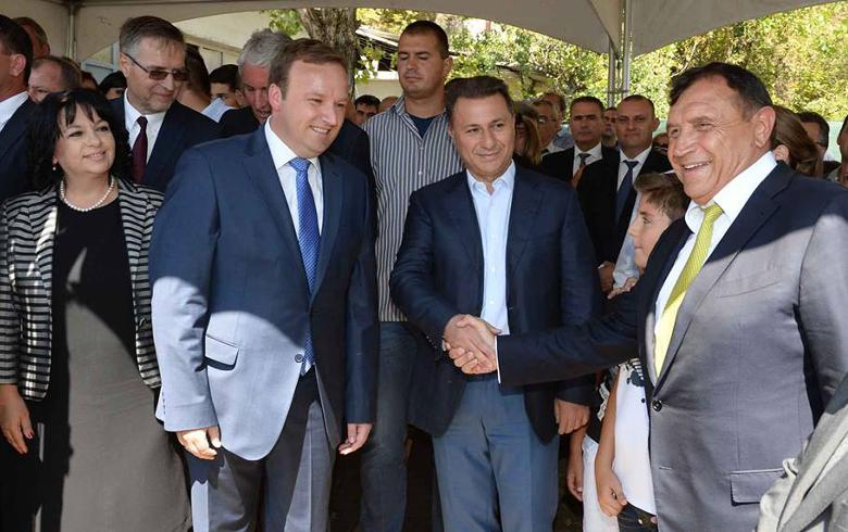 Macedonia's Zletovo lead, zinc mine resumes operations - ruling party
