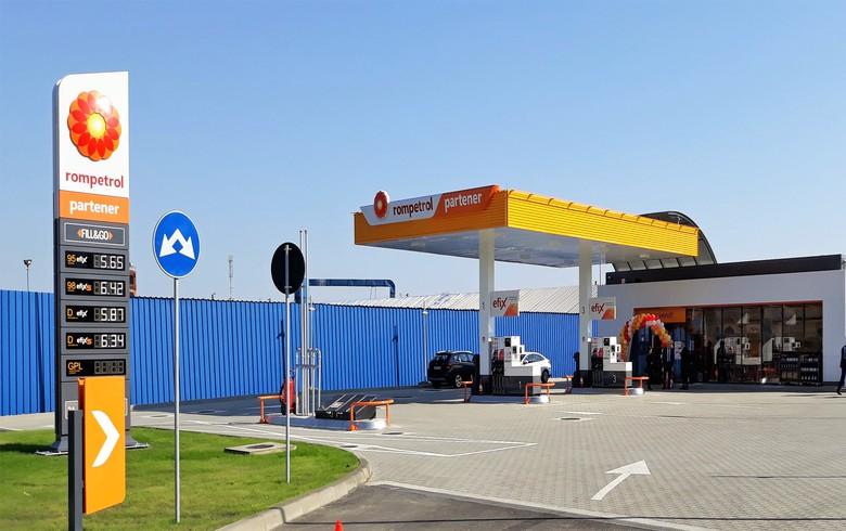 New Rompetrol Partner fuel station opens in Romania's Cugir