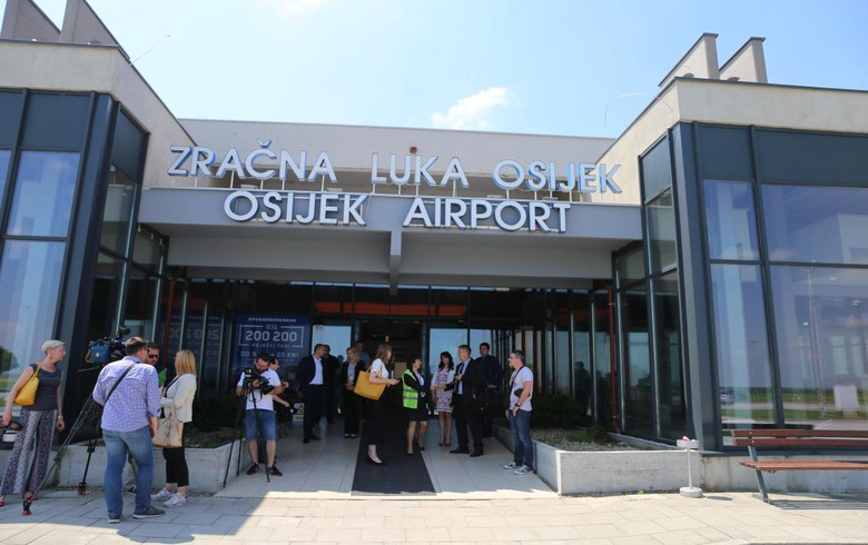 Chinese Entrepreneur Declares Interest To Invest In Croatia S Osijek Airport Report