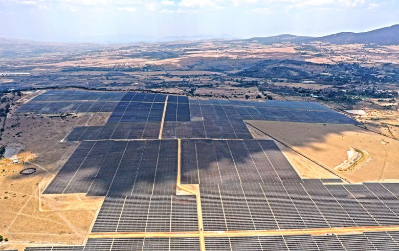 Atlas inaugurates 129-MWp solar plant in Mexico