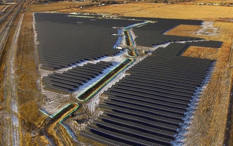 Elemental Energy starts operations at 17-MW solar farm in Alberta