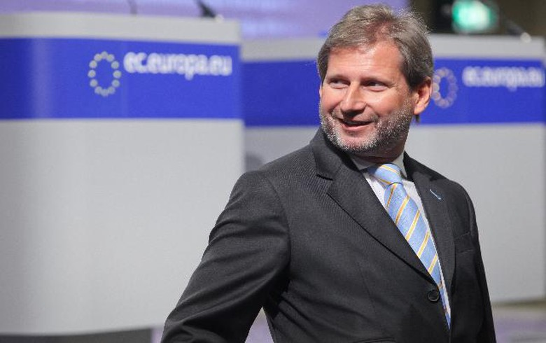EC hopes Serbia, Kosovo resume normalisation talks in Sept - Hahn