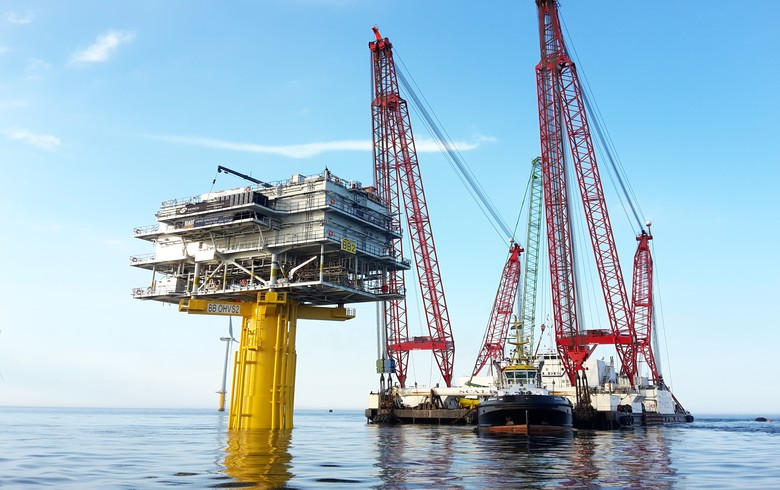 Semco-Bladt JV to build offshore substation for 804-MW Mayflower wind project