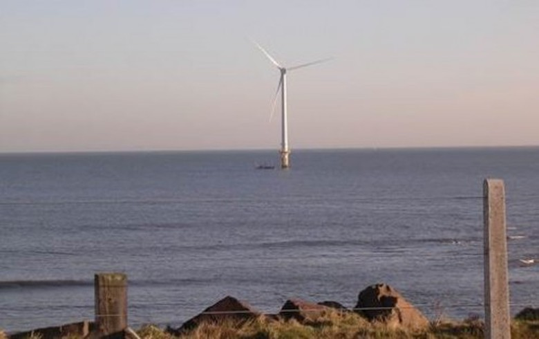 E.on preps to decommission UK's 1st offshore wind park