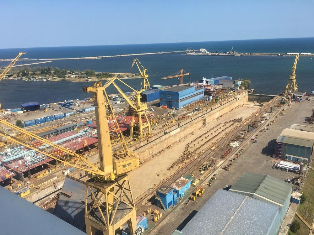 Damen Shipyards acquires Daewoo's majority stake in Romania's DMHI