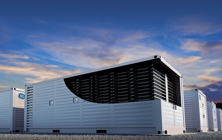 GE rolls out battery-based energy storage product