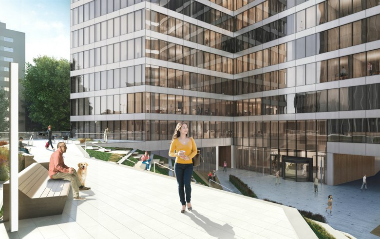 Microsoft to lease offices in Skanska campus in Bucharest