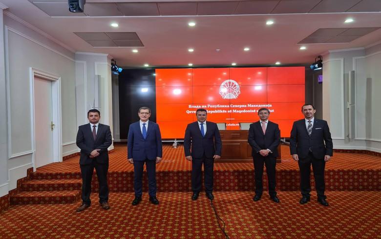马其顿与保加利亚Solarpro、土耳其富通集团签署100兆瓦太阳能园区项目合同