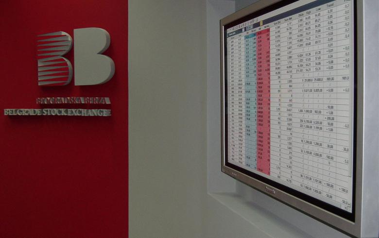 NIS tops turnover list on Belgrade bourse, share indices end up