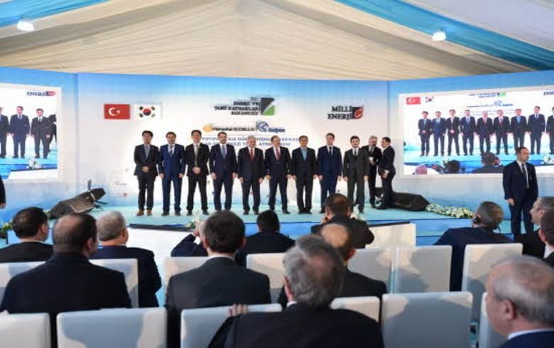 Hanwha Q Cells starts building 500-MW PV manufacturing base in Turkey