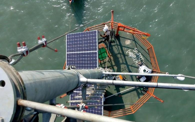 Suzlon Installs Offshore Wind Lidar Off Gujarat
