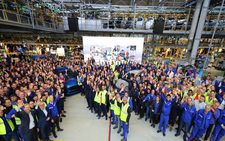 Ford launches production of Puma crossover in Romania