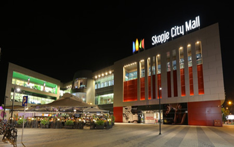 UK-based Hystead buys largest Macedonian shopping centre