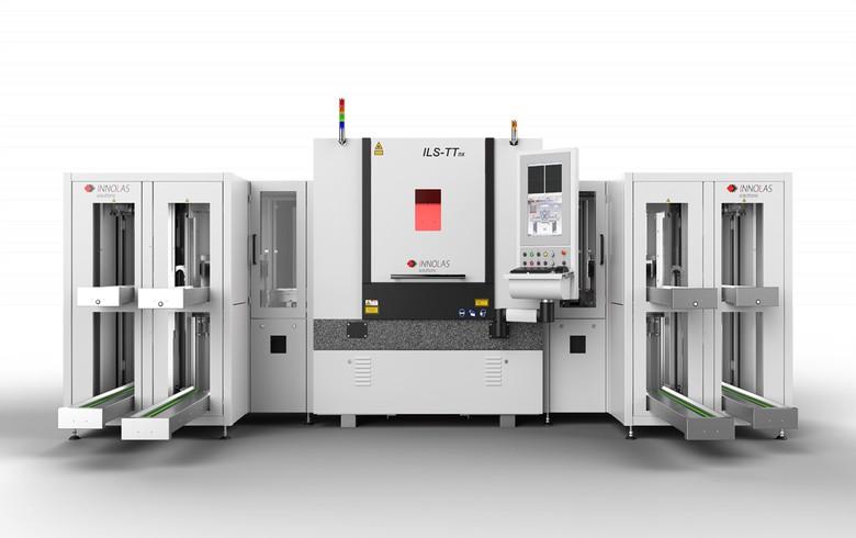 InnoLas gets multiple machine order for new PV laser platform
