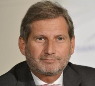 EU's Hahn urges Macedonian leaders to respect election results