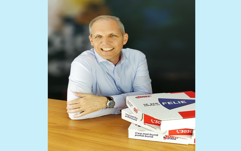 Jerry's Pizza invests 150,000 euro in new restaurant in Romania