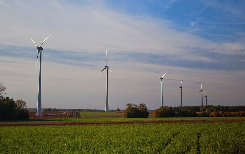 France adds 1.7 GW of wind in 2017