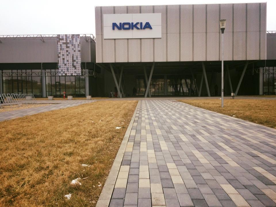 Nokia inaugurates 73 mln euro telecom R&D centrе in Romania