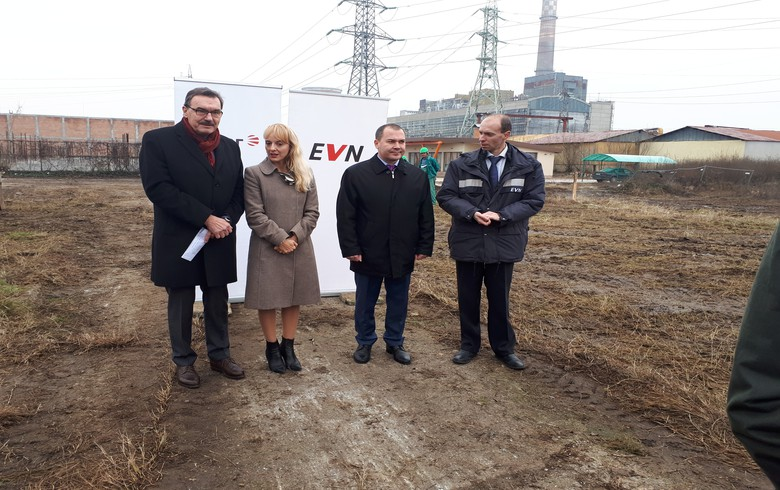 EVN Bulgaria Toplofikatsiya breaks ground for 1.2 mln euro customer centre