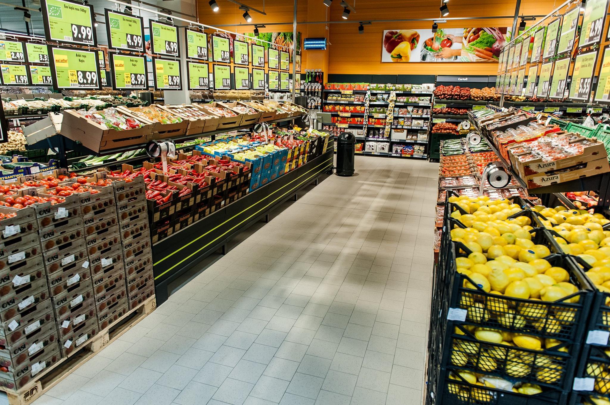 Romania's Jan-Feb retail trade turnover up 8.7% - table