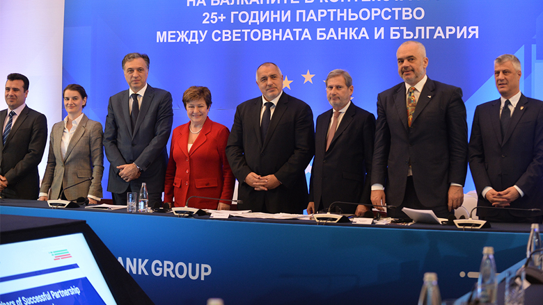 World Bank ready to extend $150-200 mln for trade, transport projects in W Balkans - CEO