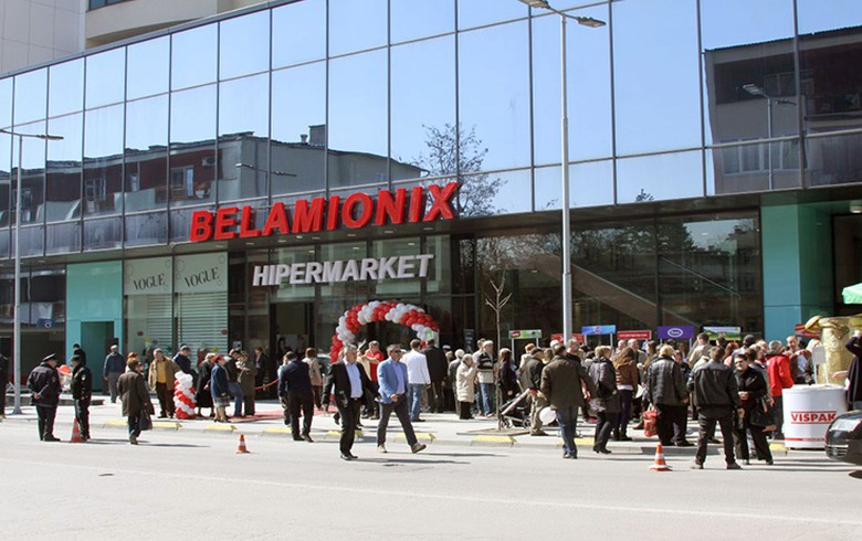 Bosnia's Belamionix to open new shopping centre in Sarajevo in 2021 - report