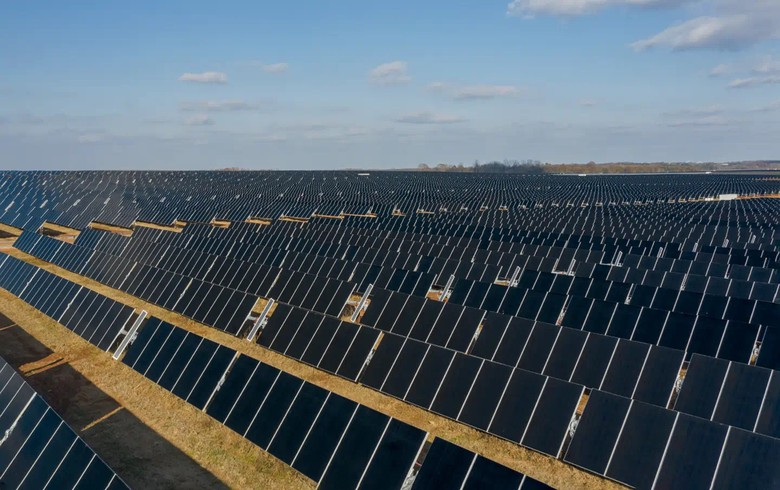 Ørsted powers up 227-MW Muscle Shoals solar park in Alabama