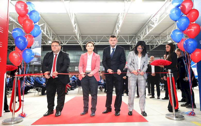 US-based Modine opens 1 mln euro production facility in Serbia - govt