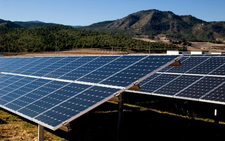 Iberdrola starts building 50-MW solar project in Spain