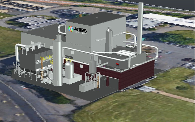 Aries Clean Energy gets permits for 1st biosolids-only gasification plant
