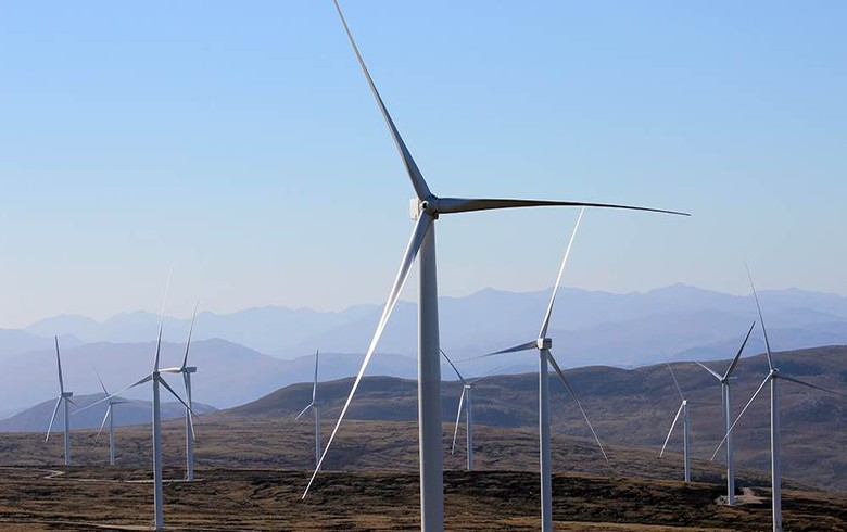 SSE's 228-MW Stronelairg wind farm working at full capacity