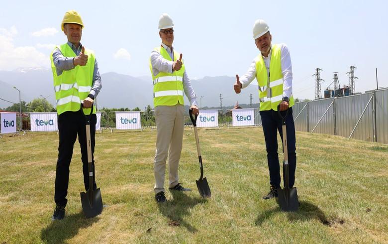 以色列为基础的Teva在保加利亚投资4200万美元
