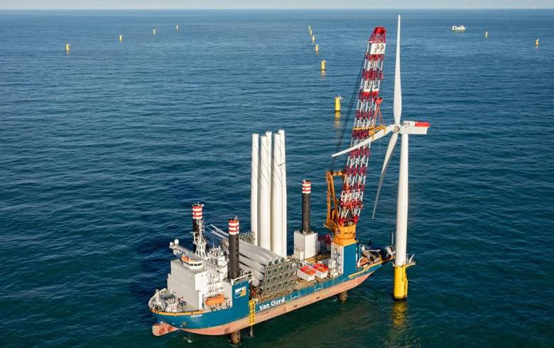Gemini offshore wind project fully completed