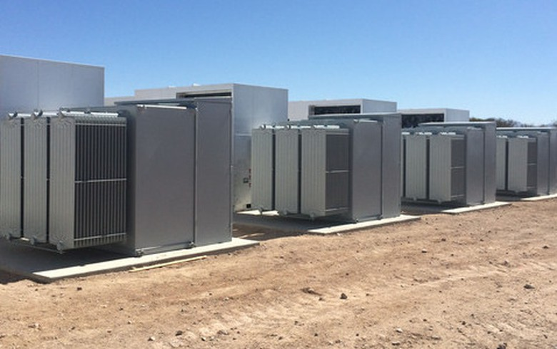 E.on installing batteries at Texas wind farms