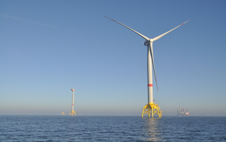 UPDATE - Avangrid eyeing Massachusetts offshore wind