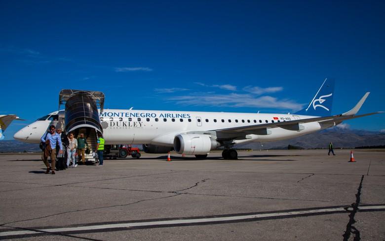 Montenegro Airlines suspends all flights due to coronavirus crisis
