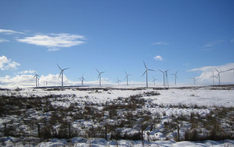 Scottish govt gives thumbs-up to 21-turbine wind farm