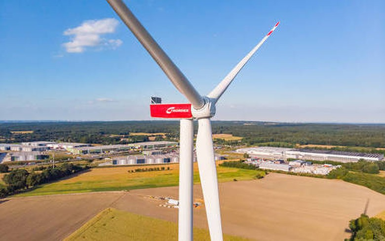 Nordex launches serial production of 4-MW turbine platform