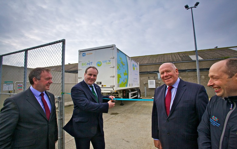Fuel cell ready for hydrogen from wind, tidal energy in Orkney